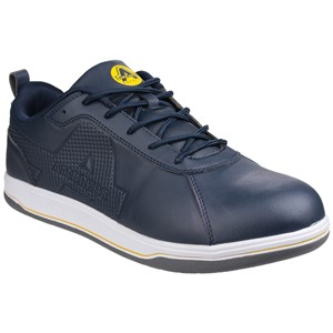 Size UK 7-12 Amblers Safety AS709 Ettrick S1P Safety Trainer Shoe